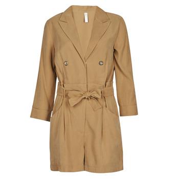 Textil Ženy Overaly / Kalhoty s laclem Only ONLBREEZE Khaki