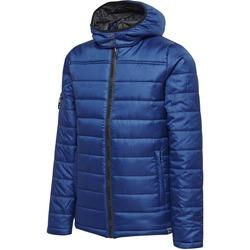 Textil Děti Prošívané bundy Hummel Parka enfant   North Quilted bleu foncé