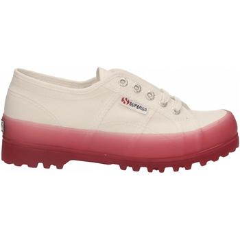 Boty Ženy Nízké tenisky Superga 2555-ALPINA JELLYGUM COTU a0e-white-pink-extase