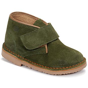 Boty Chlapecké Kotníkové boty Citrouille et Compagnie NANUP Khaki