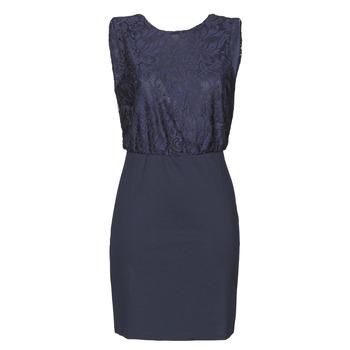 Textil Ženy Společenské šaty Vero Moda VMBIANCA Tmavě modrá