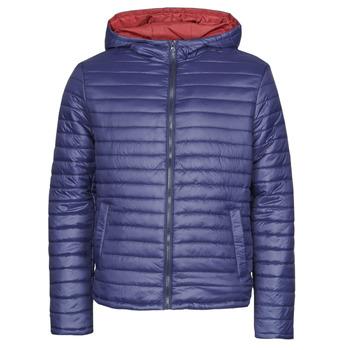 Textil Muži Prošívané bundy Yurban NEFFLE Tmavě modrá