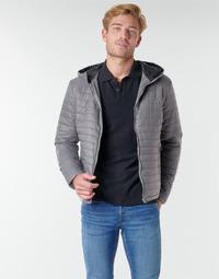 Textil Muži Prošívané bundy Yurban NEFFLE Šedá