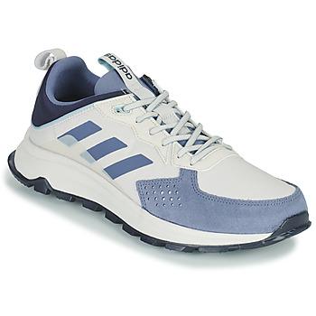 Boty Muži Běžecké / Krosové boty adidas Performance ADIDAS CORE SPORT FTW Béžová / Modrá
