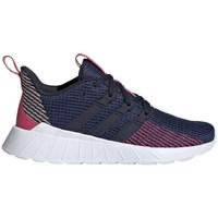 Boty Děti Běžecké / Krosové boty adidas Originals Questar Flow Tmavomodré