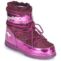 Boty Ženy Kotníkové boty Kangaroos K-MOON Fialová