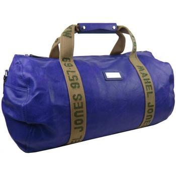 Taška Cestovní tašky Tessra Pánská cestovní taška  modrá 4244-TS modrá