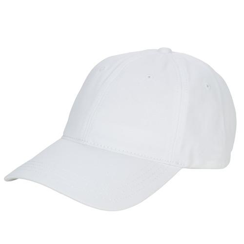 Textilní doplňky Kšiltovky Lacoste RK4709 Bílá
