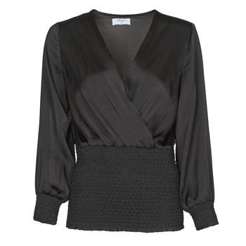 Textil Ženy Halenky / Blůzy Betty London NAUSSE Černá