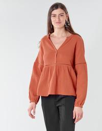 Textil Ženy Halenky / Blůzy Betty London NASSE Rezavá