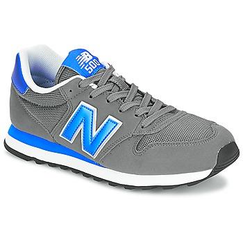 Boty Nízké tenisky New Balance GM500 Šedá / Modrá