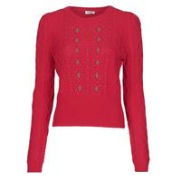 Textil Ženy Svetry Liu Jo MF0156-MA88J Červená