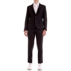 Textil Muži Obleky John Richmond RMP20212CO Černá
