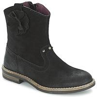 Boty Dívčí Kotníkové boty Mod'8 NOLA Černá