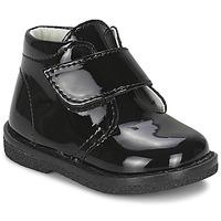 Boty Dívčí Kotníkové boty Citrouille et Compagnie MERLE Černá