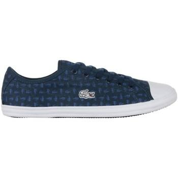 Boty Ženy Nízké tenisky Lacoste Ziane Sneaker 116 2 Spw Bílé, Tmavomodré
