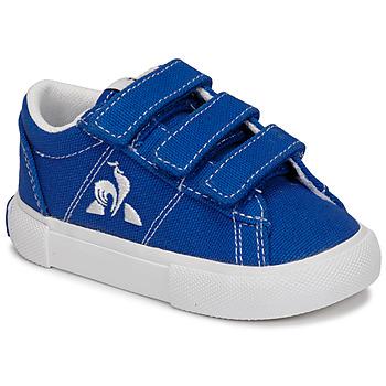 Boty Děti Nízké tenisky Le Coq Sportif VERDON PLUS Modrá
