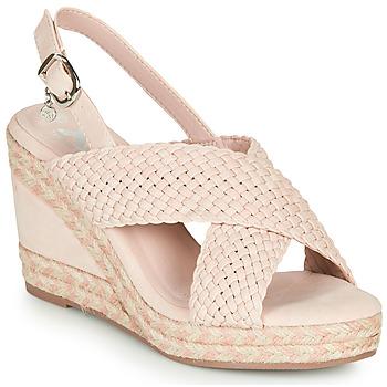 Boty Ženy Sandály Xti  Růžová