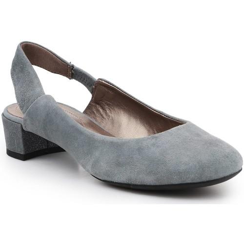 Boty Ženy Sandály Geox D Carey B D64V8B-000J0-C4069 grey