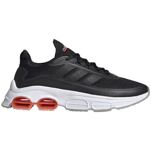 Boty Muži Běžecké / Krosové boty adidas Originals Quadcube Černé