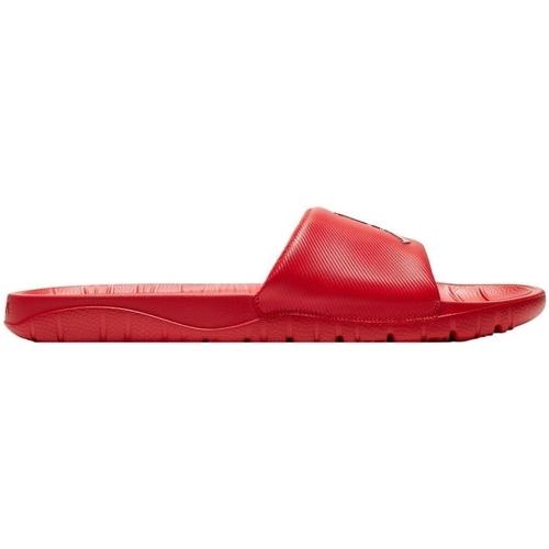 Boty Muži Žabky Nike Jordan Break Slide Červené