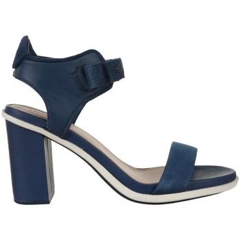Boty Ženy Sandály Lacoste Lonelle Heel Sandal Tmavomodré