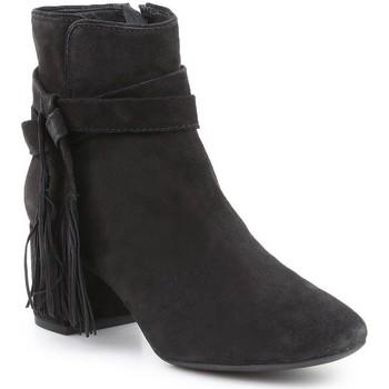 Boty Ženy Kotníkové boty Geox D Audalies M.B D643YB-00022-C9999 black