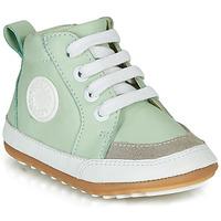 Boty Děti Kotníkové boty Robeez MIGO Zelená