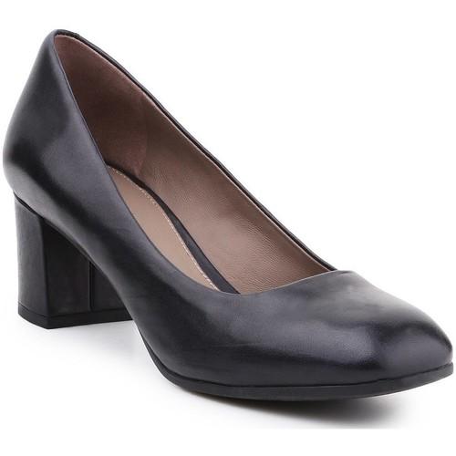 Boty Ženy Lodičky Geox D3209A-04322-C9999 black