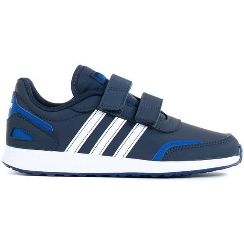 Boty Děti Nízké tenisky adidas Originals VS Switch 3 C Černé, Šedé, Modré
