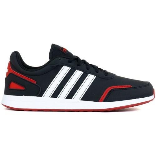 Boty Děti Nízké tenisky adidas Originals VS Switch 3 K Bílé, Černé, Červené