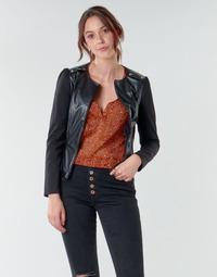 Textil Ženy Saka / Blejzry Moony Mood NAMOUR Černá
