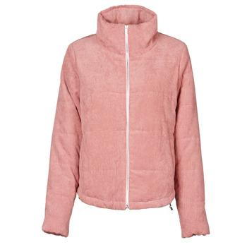 Textil Ženy Prošívané bundy Moony Mood NOCHO Růžová