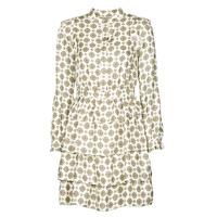 Textil Ženy Krátké šaty MICHAEL Michael Kors LUX MEDLN PINDOT DRS Béžová