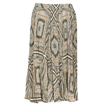 Textil Ženy Sukně MICHAEL Michael Kors MEDALLION PLTED SKIRT