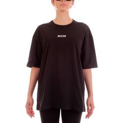 Textil Trička s krátkým rukávem Mxm Fashion 502452 Černá