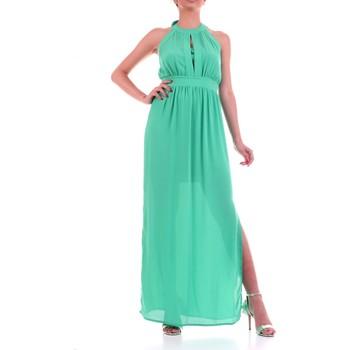 Textil Ženy Kabáty Fly Girl 9458-03 Zelená