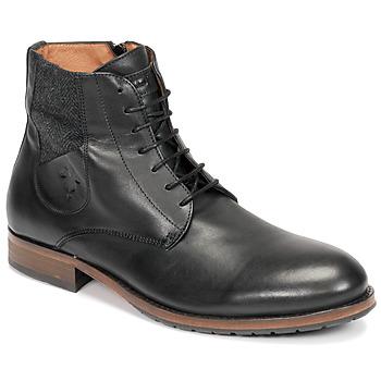 Boty Muži Kotníkové boty Kost DROME Černá