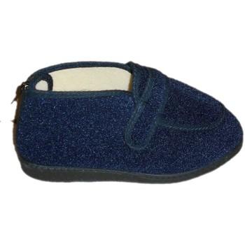 Boty Ženy Papuče Davema DAV350bl blu