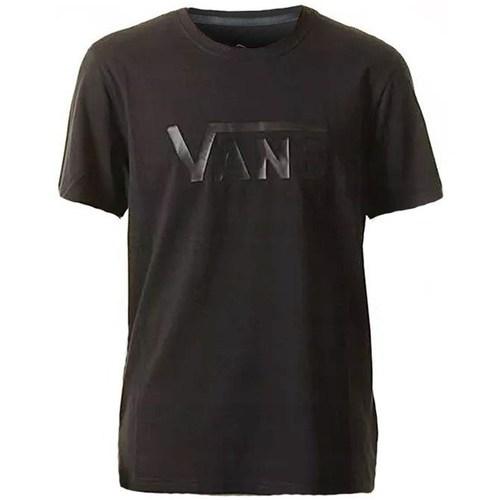 Textil Muži Trička s krátkým rukávem Vans AP M Flying VS Černé