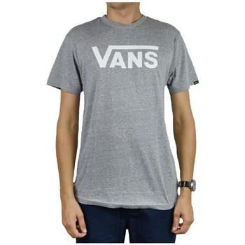Textil Muži Trička s krátkým rukávem Vans Classic Heather Athletic Tee Šedé