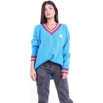 Textil Muži Kapsáčové kalhoty Barba Napoli JELTON5113 Modrá
