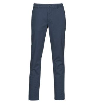 Textil Muži Mrkváče Selected SLHNEW PARIS Tmavě modrá