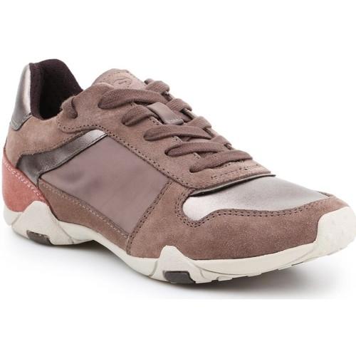 Boty Ženy Nízké tenisky Geox D Tale XG A D643QA-022FU-C6029 brown