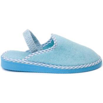 Boty Děti Papuče No Name 67318 BLUE