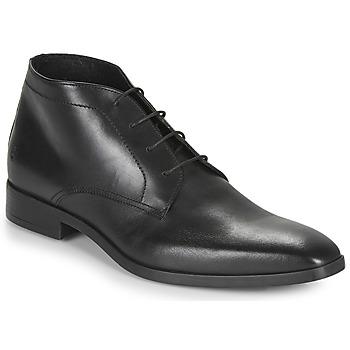 Boty Muži Kotníkové boty Carlington NOMINAL Černá