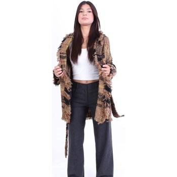 Textil Ženy Kabáty Blumarine 40444 Červená