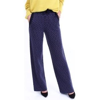 Textil Muži Cargo trousers  Barba Napoli 4TTB7811