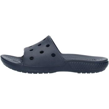 Boty Chlapecké pantofle Crocs 206396 Modrá
