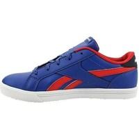 Boty Děti Nízké tenisky Reebok Sport Royal Comp 2 Červené, Modré
